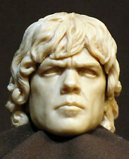 "CUSTOM Peter Dinklage Tyrion Lannister HEAD SCULPT. Action figures 1/6 12"". V-93"