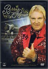 Bobby 'The Brain' Heenan Autographed Signed DVD BRAND NEW 2 Disc Set - w/COA