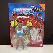 CLAMP CHAMP from MASTERS OF THE UNIVERSE ORIGINS *He-Man *MotU *NIB