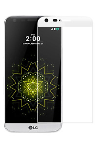 Tempered Glass Screen Protector 9H For LG G5  FulL Cover 3D