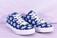 Unisex Row One NCAA North Carolina Tar Heels Low Top Shoes, Blue