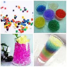 1000pcs eau Boules de Cristal Perles Jelly billes Gel pour Orbeez Toy Refill HQ