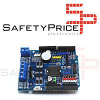 Controlador L298P driver controlador doble puente H, Ideal Arduino SP