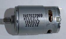 Motor Bosch EB 10 GSC 10,8 GUS 10,8    1607000751