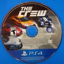 Crew: Wild Run Edition (Sony PlayStation 4, 2015) Disc Only # 14171