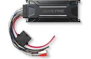 ALPINE KTA-30MW Tough Power Pack 300 Watt Mono ALL-Weather Amplifier Class-D Amp