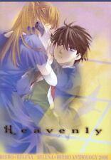 Gundam Wing Heavenly Doujinshi  AQUA Ronno & Kalus Heero x Relena