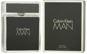 (54,99EUR/100ML) 100ML CALVIN KLEIN - MAN AFTER SHAVE NEU OVP RARITÄT