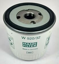 MANN W920/32 OIL FILTER – FORD TRANSIT 2.4D