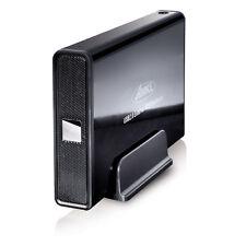 Boîtier USB 2.0 pour disque dur SATA 3.5 (noir)