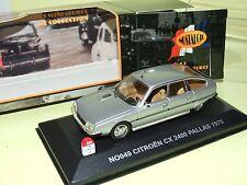 CITROEN CX 2400 PALLAS 1975 Gris NOSTALGIE NO049 1:43