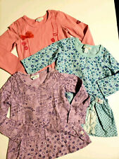 Naartjie size 4 girl bundle of 3 tops shirts school clothes pink purple