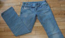 DIESEL Jeans pour Femme W 28 - L 32  Taille Fr 38 CHERONE (Réf #S305)
