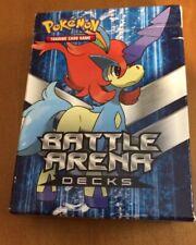 Pokemon Battle Arena Deck Of Cards Keldeo (59 Cards)