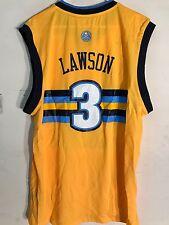 Adidas NBA Jersey Denver Nuggets Ty Lawson Gold Alternate sz XL