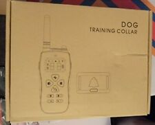 2600 Ft Bzk Dog Training Us Collar Rechargeable Remote Shock Waterproof Trainer