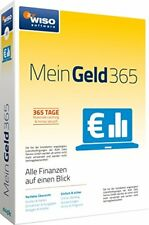 WISO mein Geld 365 Vollversion 1 Lizenz Windows Finanz-software