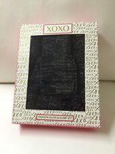 NIB XOXO Fashion Glove & Scarf Set.. Black
