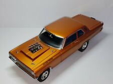 1/18 HWY61 1965 DODGE CORONET SEDAN AWB INJECTED GOLD 1 OF 660