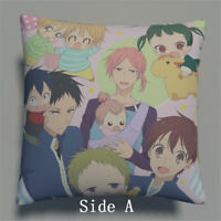 Gakuen Babysitters Anime Manga two sides Pillow Cushion Case Cover 736