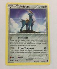 Carte Pokémon Cobaltium Pv120 74/114