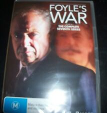 Foyle's Foyles War The Complete Seventh Series 7 (Australia Region 4) DVD - New