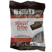 Hershey's Sugar Free Special Dark Chocolate Bars - 3oz bags - 3 bags