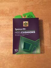 Spenco Rx Heel Cushions 42-168-08 Men's size 12-15 Women's size 11-12 LARGE. NEW