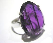 Ametrine ring silver 925% - anello ametrino