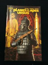 Planet of the Apes Ursus # 6 - Rivera  -  Boom Studios