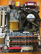Placa Base Gigabyte GA-8I915G-MF, Intel Socket LGA775, + Chapa trasera