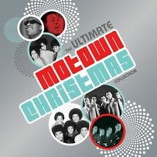 Motown Import Holiday Music CDs
