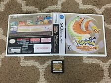 POKEMON HEARTGOLD VERSION ( HEART GOLD ) - NINTENDO DS , DSI , VERY RARE