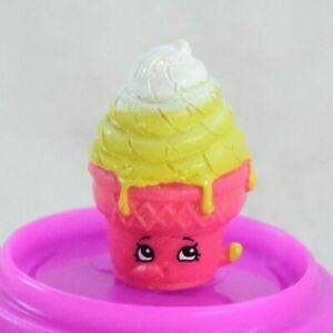 Shopkins Food Fair *NEW* ICE CREAM DREAM Pink Cone FF-002 Combine Ship