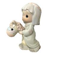 "Precious Moments-#142751 ""MAKING A TRAIL TO BETHLEHEM ""-Nativity Addition"