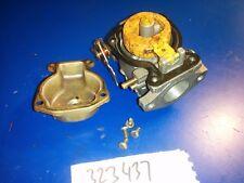 carburetor 323437  =  johnson evinrude 9.9hp (20 c)