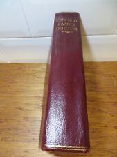 Vintage John Bull Family Doctor Hardback Book - Approx 1930's