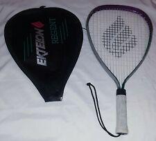 """Ektelon Regent Racquetball Racquet Tennis 21"""" with case"""