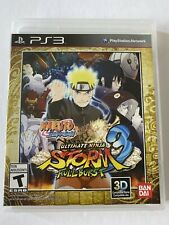 Naruto Shippuden: Ultimate Ninja Storm 3 Full Burst (Sony PlayStation 3, 2013)