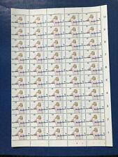 Nederland NVPH 1428-29 Halve Vellen Europazegels 1989 Postfris