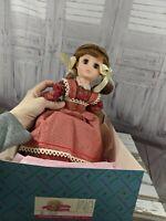 "Vintage Madame Alexander 18520 16"" Little Women Jo Doll w/ Tag and Box RARE NIB"