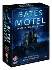 BATES MOTEL Complete Season Series 1 2 & 3 1-3 Collection Boxset NEW DVD R4
