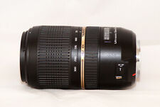 Tamron SP 70-300mm f/4-5.6 Di USD Lens for Sony Alpha in immaculate condition