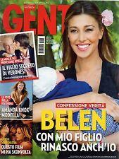 Gente 2013 26.BELEN-STEFANO DE MARTINO,GIANNI VERSACE,GWYNETH PALTROW,R.STEWART
