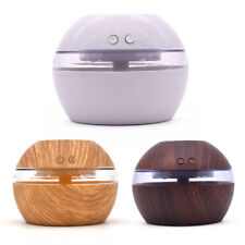 LED Essential Oil Ultrasonic Humidifier Aroma Air Aromatherapy Diffuser Purifier