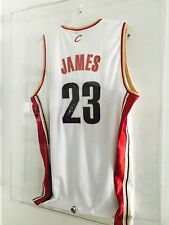LEBRON JAMES Autograph Cavaliers Reebok Jersey SZ XL SIGNED IN PERSON READ NICE!