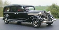 CSV Models 1934 Miller-Buick Funeral Coach