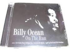 Billy Ocean - on the run ( cd 2001 )