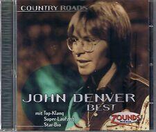 Denver,John Country Roads (Best of) Zounds CD