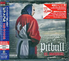 Pitbull - El Mariel - Japan CD+2BONUS - NEW 23Tracks